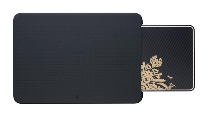 Amazon.com: Labtec Logitech Portable Lapdesk N315 with