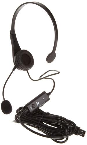 Usb Headset An Ps3