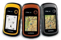 Garmin eTrex Series