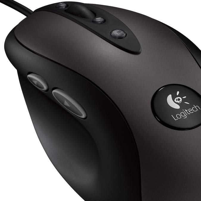 amazoncom logitech optical gaming mouse g400 with high