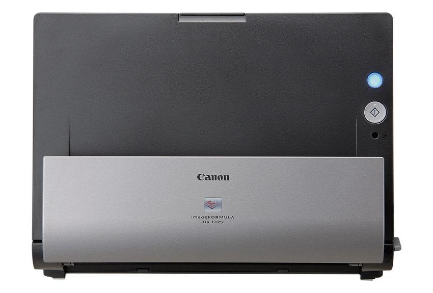 Amazon Com Canon Imageformula Dr C125 Office Document Scanner Electronics