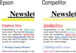 Epson vs. Competitor