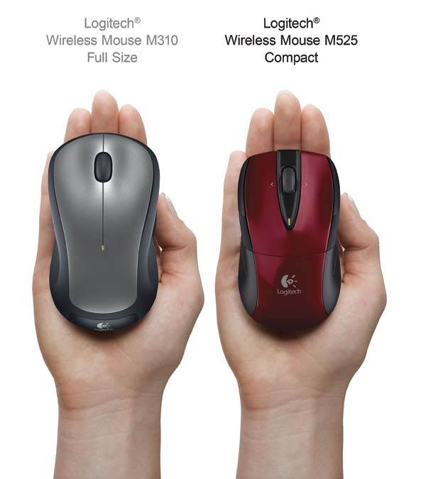Logitech M525 Wireless Mouse Blue 910 002698 Amazon Ca