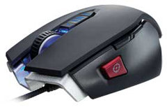 Vengeance M60 Mouse with Sniper button