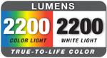 2200 Lumens