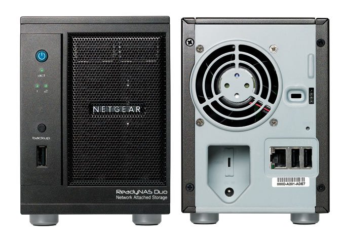 netgear readynas duo rnd2000 v2 manual