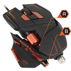 M.M.O. Gaming Mouse