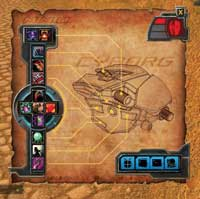 Screenshot showing World of Warcraft Connectivity