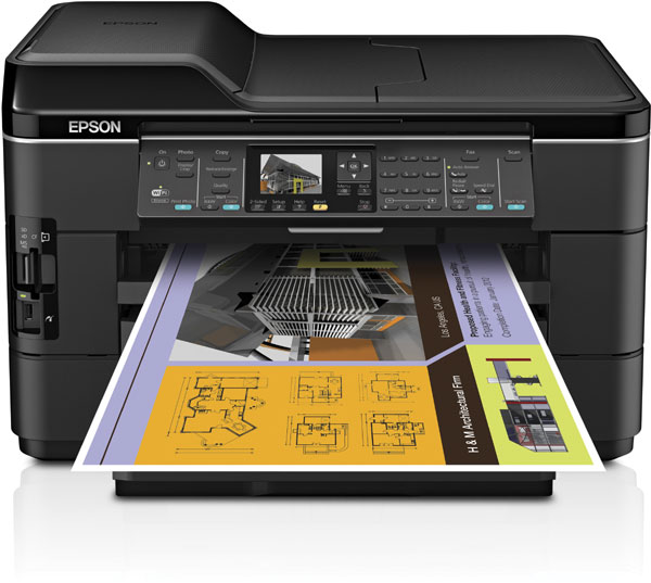 DRIVER FOR EPSON WORKFORCE 7520