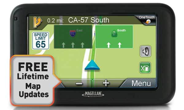 The New Roadmate  Lm Introduces The Security Of Free Lifetime Map Updates With The Ability To Update Your Maps Up To Four Times A Year You Can Rest