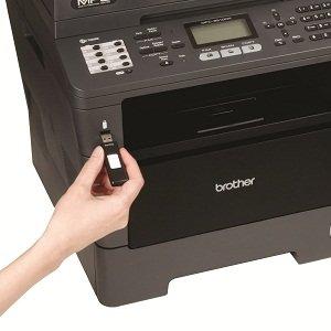 Amazon.com: Brother MFC8510DN Monochrome Printer con Scanner ...