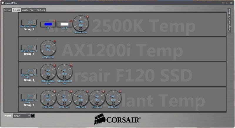 AX1200i software