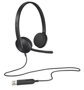 Logitech USB Headset H340 Logitech USB Headset H340