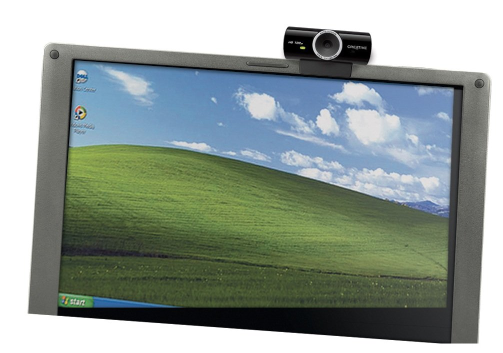 creative live cam connect hd 1080p webcam