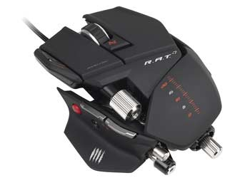 Mad Catz R.A.T. 7 Gaming Mouse for PC and Mac