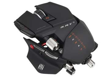 Mad Catz R.A.T. 9 Gaming Mouse for PC and Mac