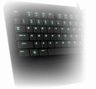 Slim Chiclet Keycaps