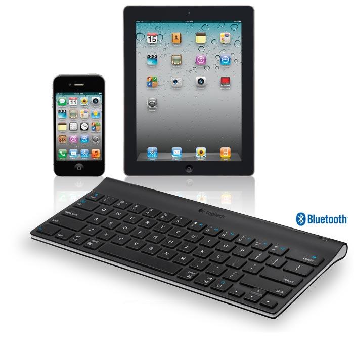 Amazon.com: Logitech Tablet Keyboard for iPad, iPad 2, iPad (3rd ...