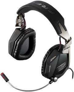 Mad Catz F.R.E.Q. 7 Surround Sound Gaming Headset for PC
