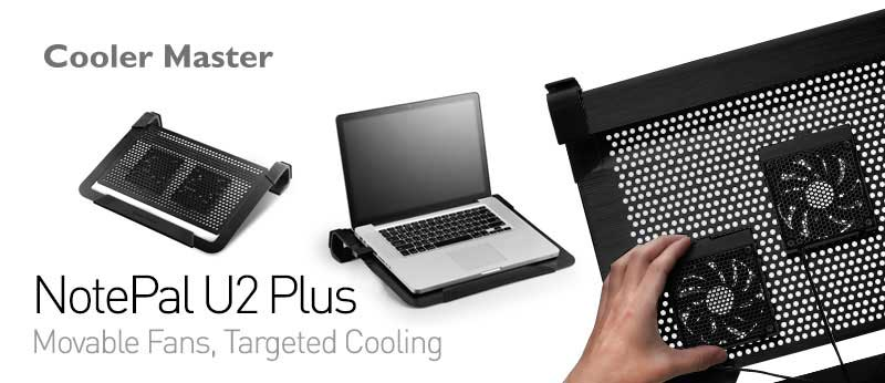 Image result for C/MASTER NOTEPAL U2 PLUS COOLING PAD