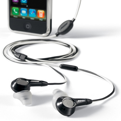 Amazon.com: Bose Mobile In-Ear Headset (Discontinued by Manufacturer