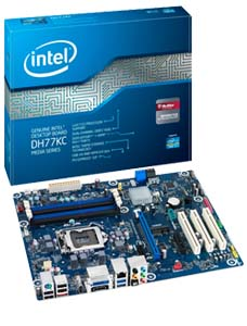 Intel Desktop Board DH77KC