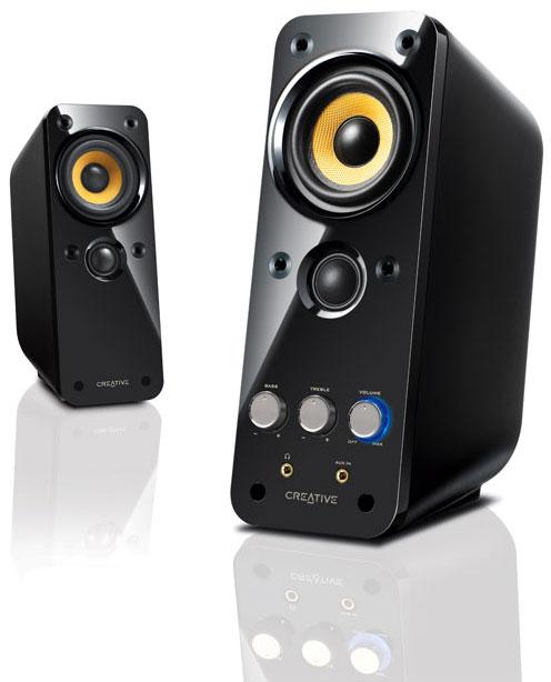 Creative Gigaworks T20 Series Ii 2 0 Multimedia Speaker