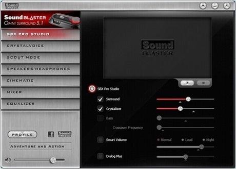amazoncom creative sound blaster omni surround 51 usb