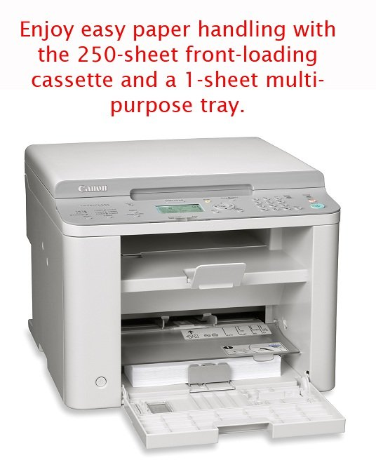Canon Laser Printer with Scanner and Copier