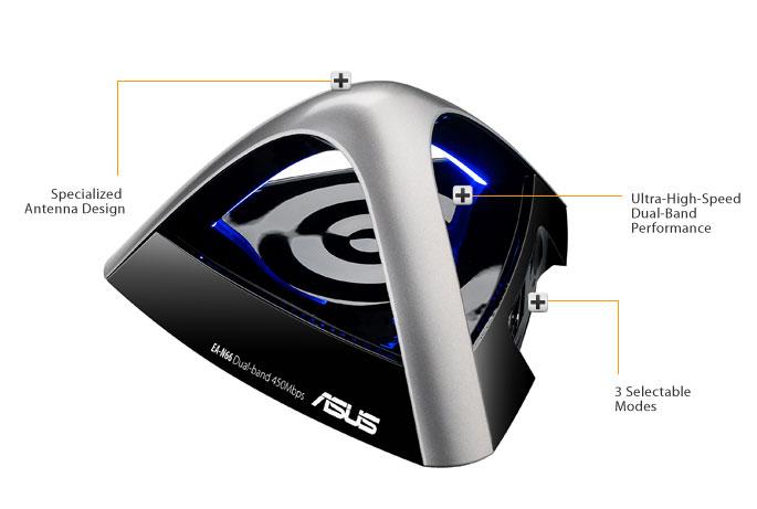 Asus USB-N10 Wireless N150 - YouTube