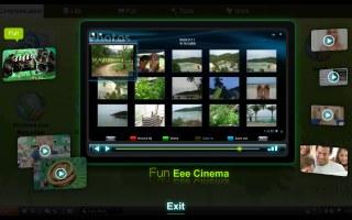 Eee Cinema Included