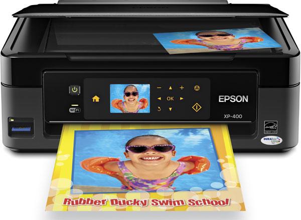 New Driver: Epson XP-400 Remote Printer