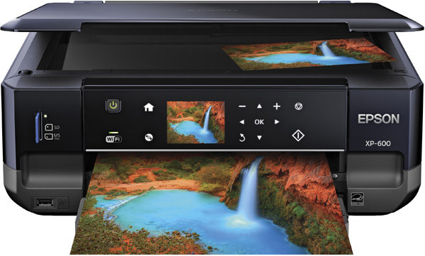 Epson XP-600 Scanner Driver Download