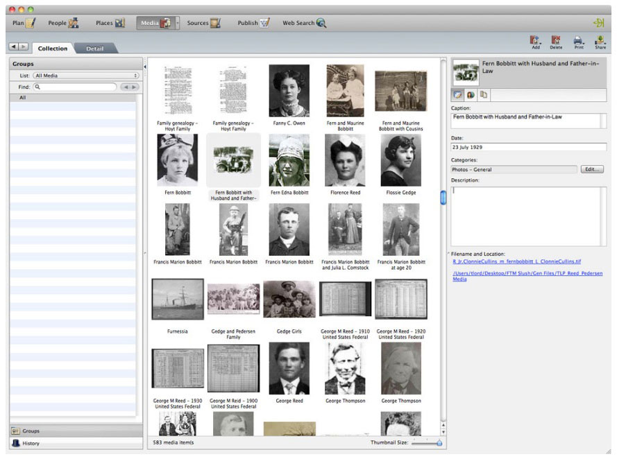 Amazon.com: Family Tree Maker for Mac 2 [OLD VERSION]