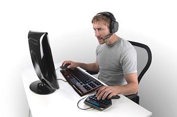 G19 gaming keyboard