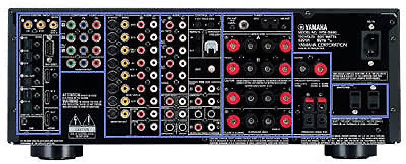 amazon com yamaha htr 5990 xm ready 7 1 channel a v surround rh amazon com Yamaha HTR 5990 Review yamaha htr-5990 user manual