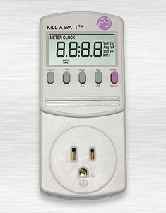 Best Seller P3 P4400 Kill A Watt Electricity Usage Monitor