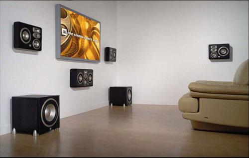 JBL Studio L Delivers Quality Music And Theater Movies Right To Your Own Living Room
