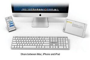 Share Between iMac, iPhone and iPad