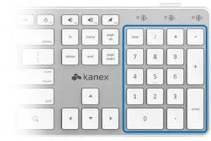 The First Full-Sized Wireless Keyboard for Mac