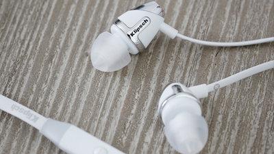 Image S4i (II) White Headphones