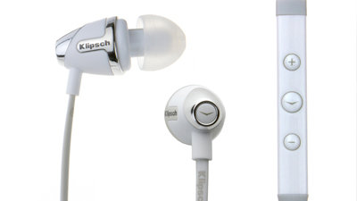 High Quality Image S4i (II) White Headphones