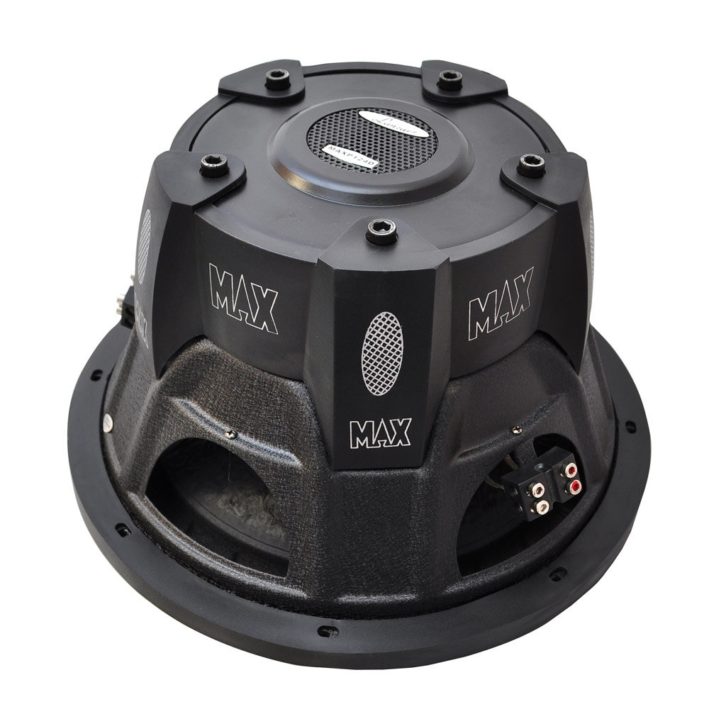 Lanzar 12in Car Subwoofer Speaker Black Non Pressed 4 Ohm Sub Wiring Diagram Per Click Here For A Larger Image Installation Specifications