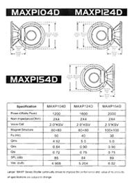 Installation Specifications/Diagram