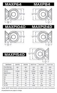 Amazon.com: Lanzar 8 inch Car Subwoofer Speaker - Black Non-Pressed Paper  Cone, Aluminum Voice Coil, 4 Ohm Impedance, 800 Watt Power and Foam Edge  Suspension for Vehicle Audio Stereo Sound System -Amazon.com