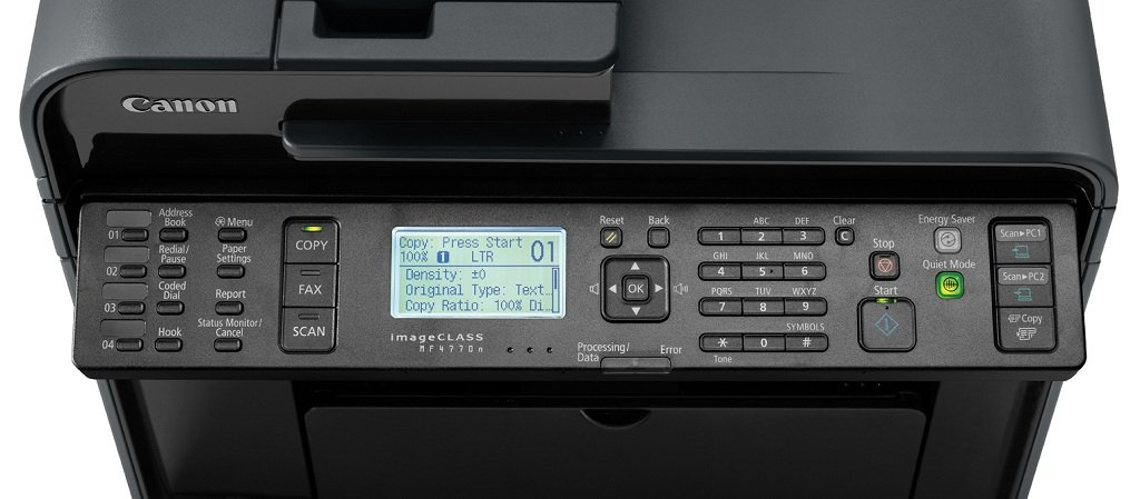 CANON MF 4700 DRIVER FOR WINDOWS 7
