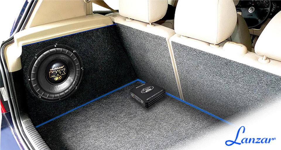 Amazon Com Lanzar Mini Max 1800 Watt Smd Mono Block Amplifier Mini