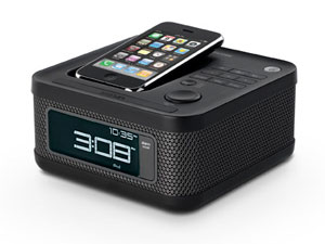 amazon com memorex mi4604p 30 pin ipod iphone alarm clock speaker rh amazon com Memorex Clock Radio for iPod Best CD Clock Radio