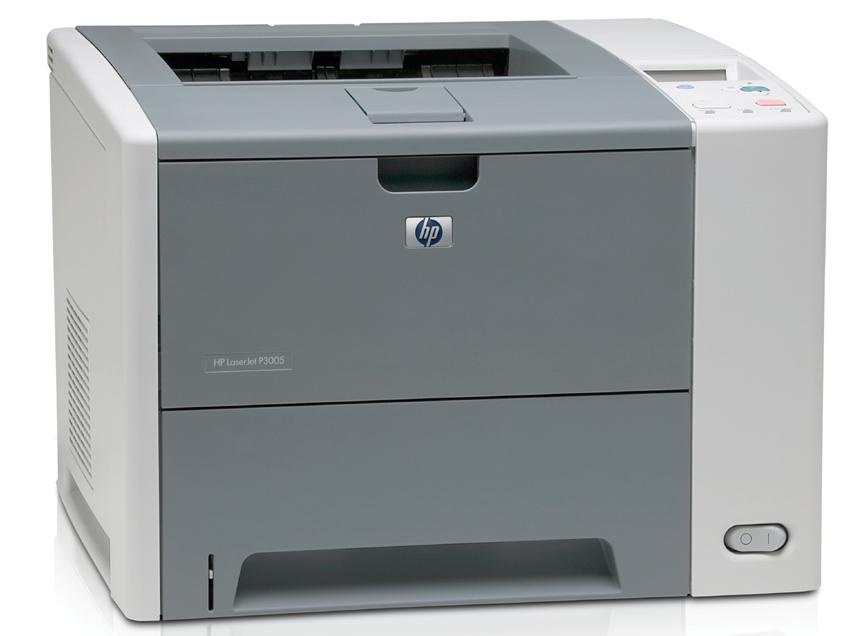 Laserjet p3005d