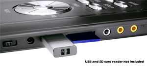 USB & SD
